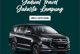 2. Jadwal Travel Jakarta Lampung 24 Jam, Siang dan Malam Ready