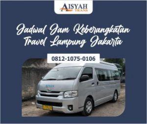 Jadwal Jam Keberangkatan Travel Lampung Jakarta (Jabodetabek)