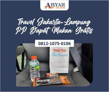 Travel Jakarta-Lampung PP Dapat Makan Gratis 1 Kali di Restoran