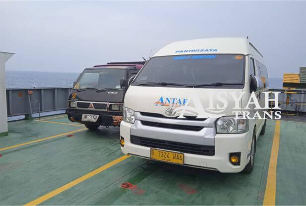 54. Harga Travel Depok Lampung Dengan Armada yang Berkualitas